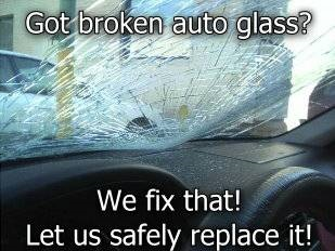 Mobile Auto Glass Replacements Service