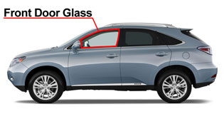 Auto Door Glass Replacement